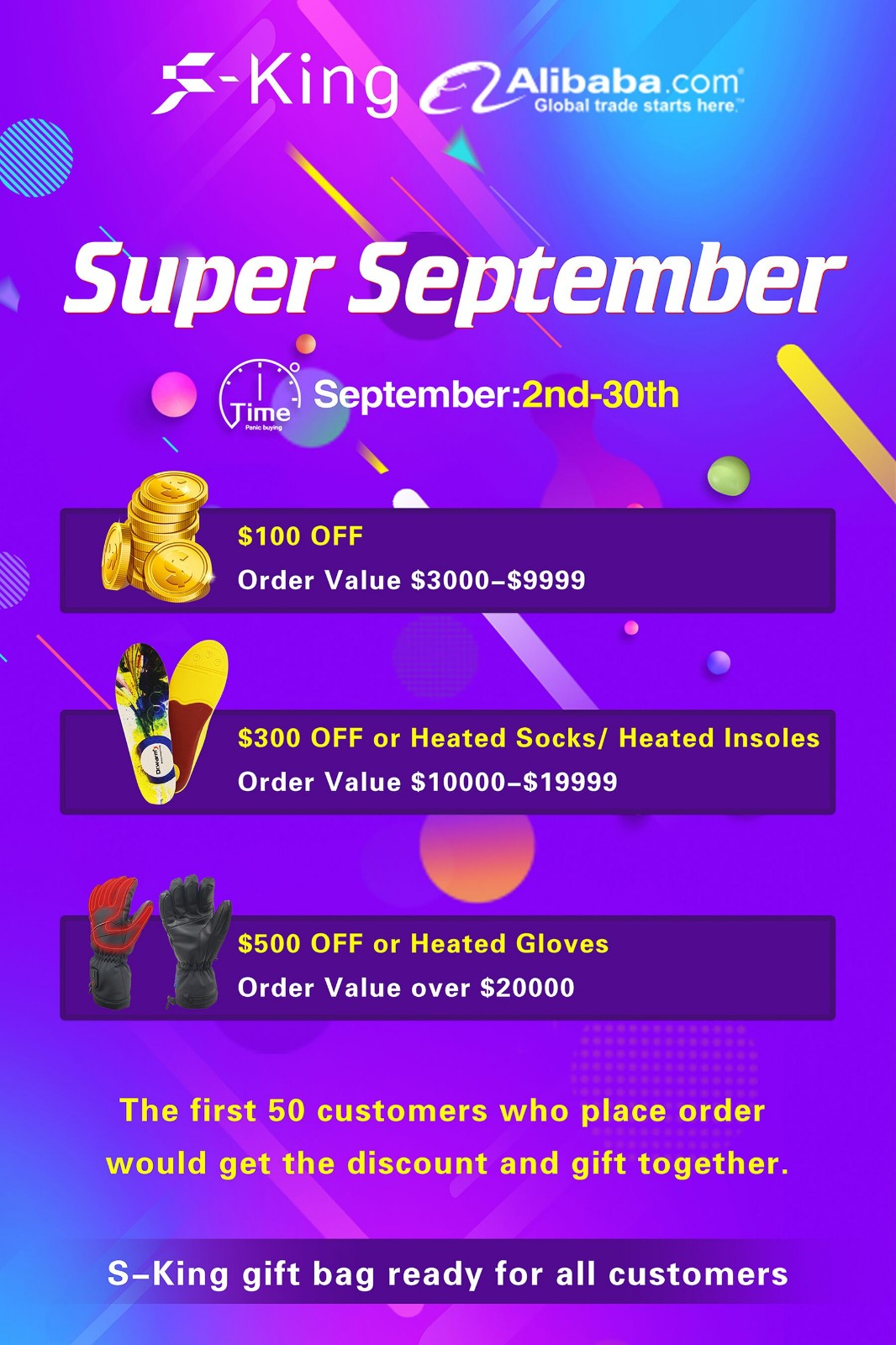 S-King-Annual Promotion Event