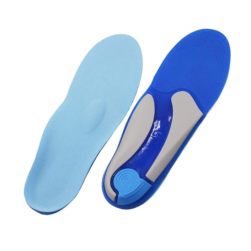 Gel Insoles - Shoe Inserts for Walking, Running, Hiking