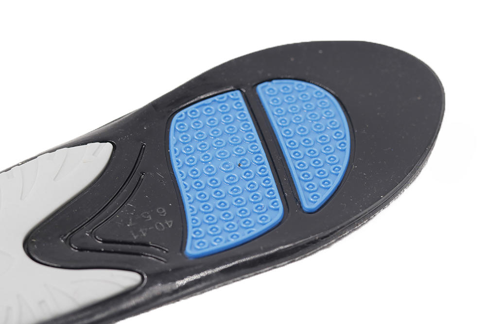 Gel feet insoles Promotional foot care products plantar fasciitis high impact arch supports shoe inserts for heel pain
