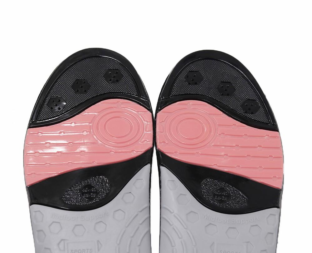 length insole gel pads ease forefoot pain for running shoes S-King