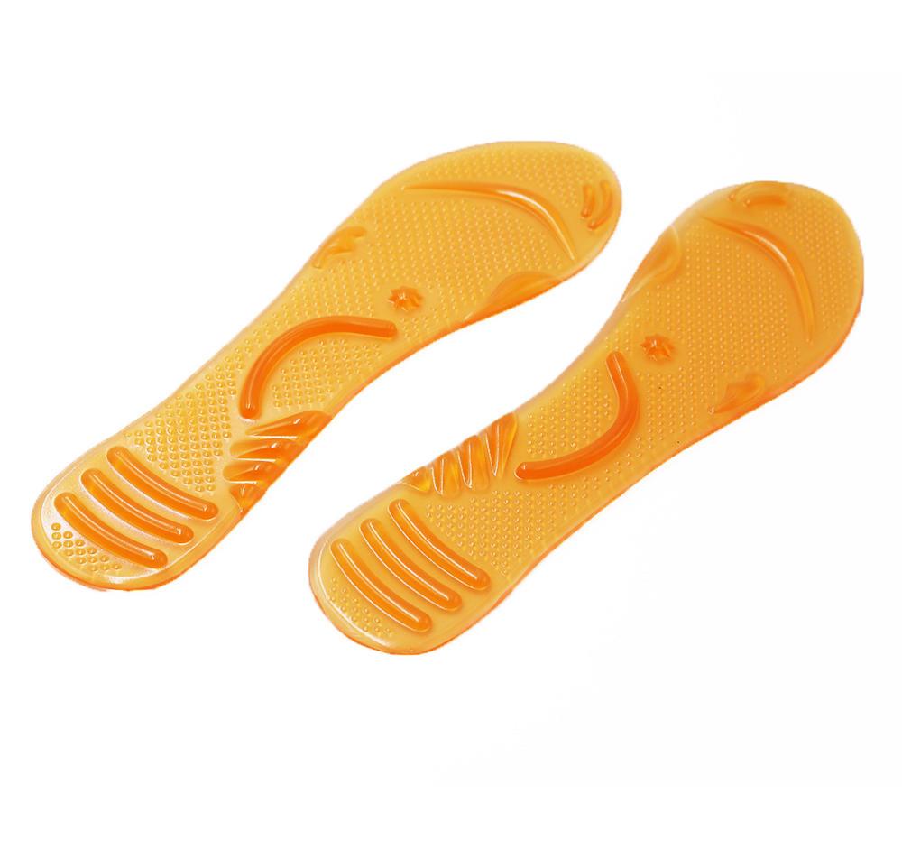 3/4 High Heel Pain Relief Insoles Shoe Pads, Gel Shoe Insoles for Women Provide Heel Pain Relief
