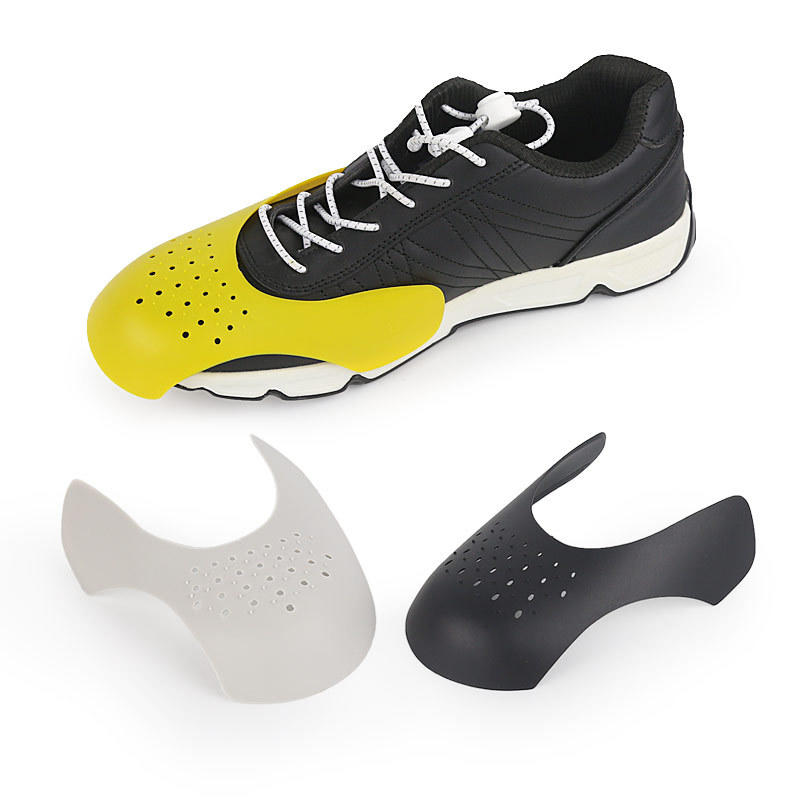 Shoe Support Head Stretcher Anti-wrinkle Plastic shoe tree Sneakers Shoe Shield for Men Women