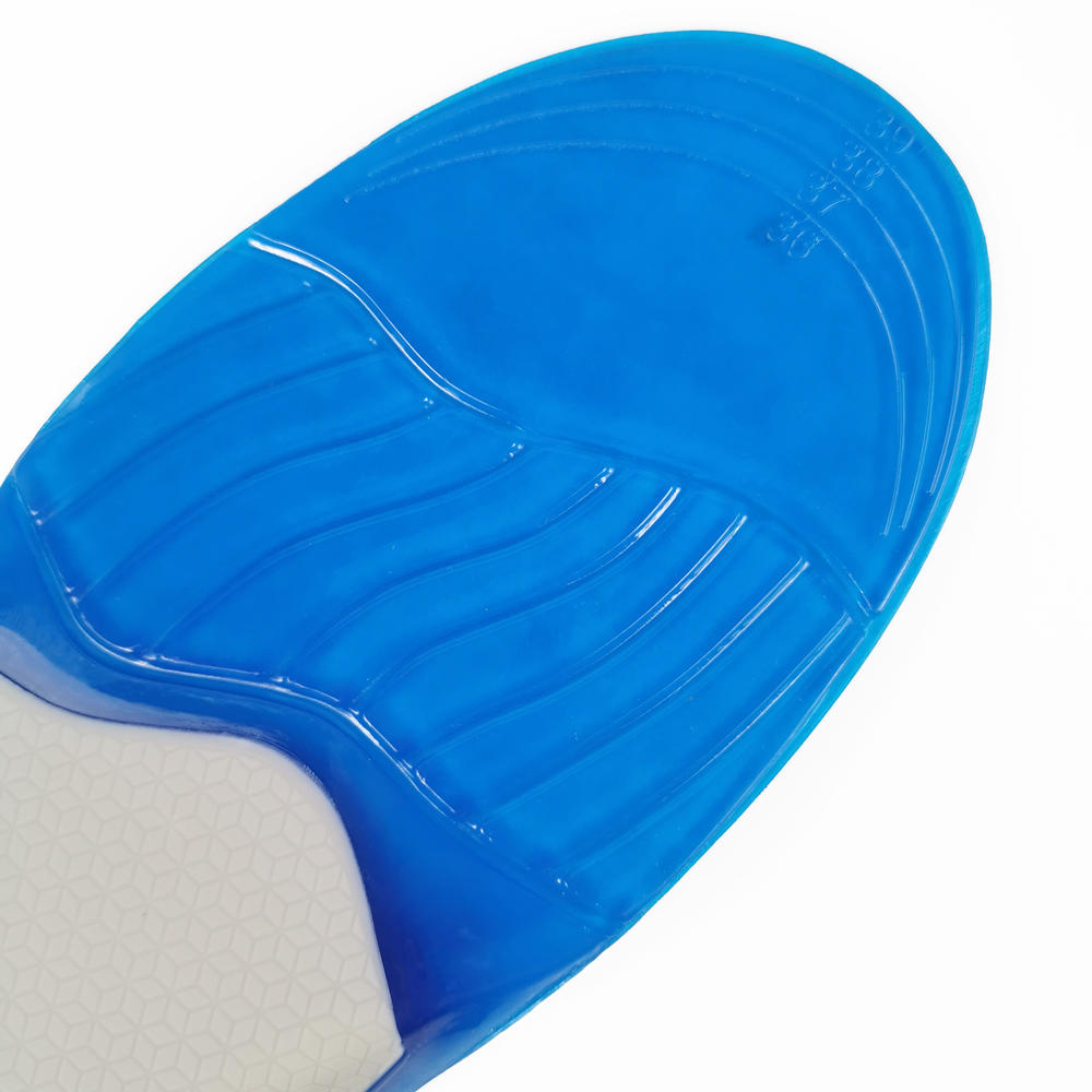 EVA Full Length High arch support bowlegs correction pain relief kid orthotic shoe insoles insert for flat foot