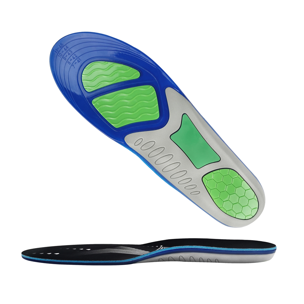 Best gel insoles for sandals factory for foot care-1