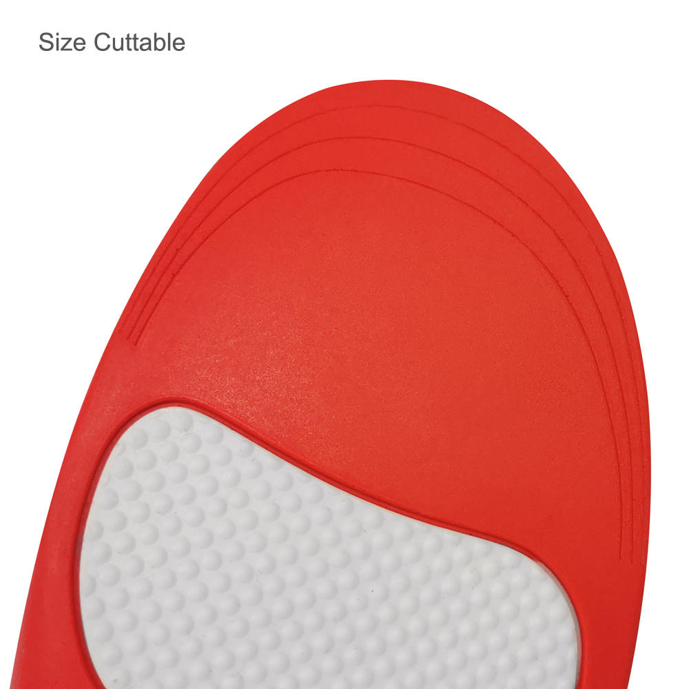 Orthotic insoles Fashion design Full Length cushioned arch support pain relief flat foot orthopedic bowlegs correction