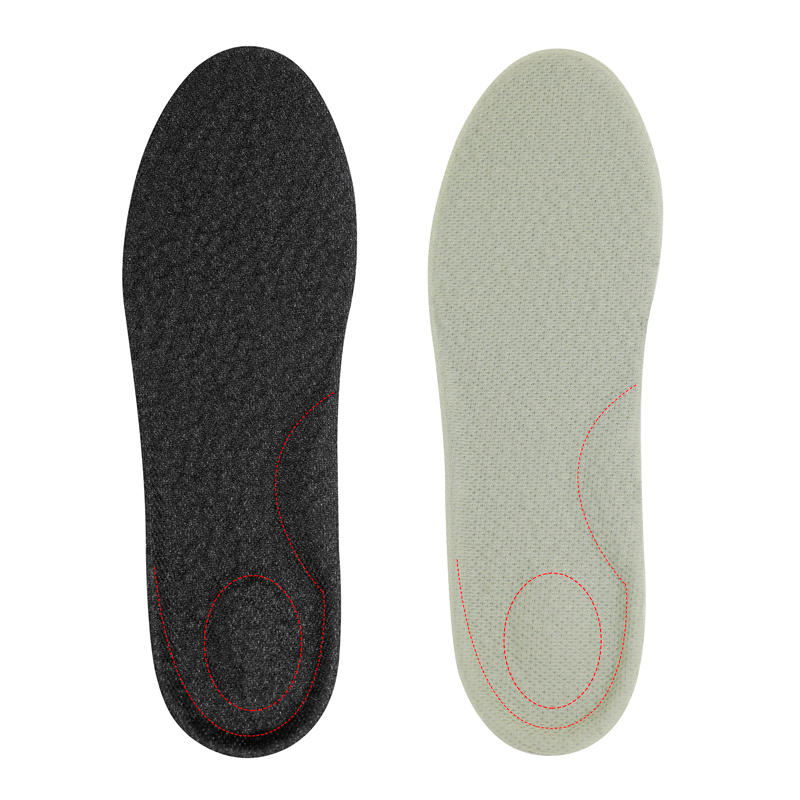 Light Weight High Elasticity Plantar Fasciitis Shoes insert E-TPU Massage Sport Popcorn Insoles for Men and Women