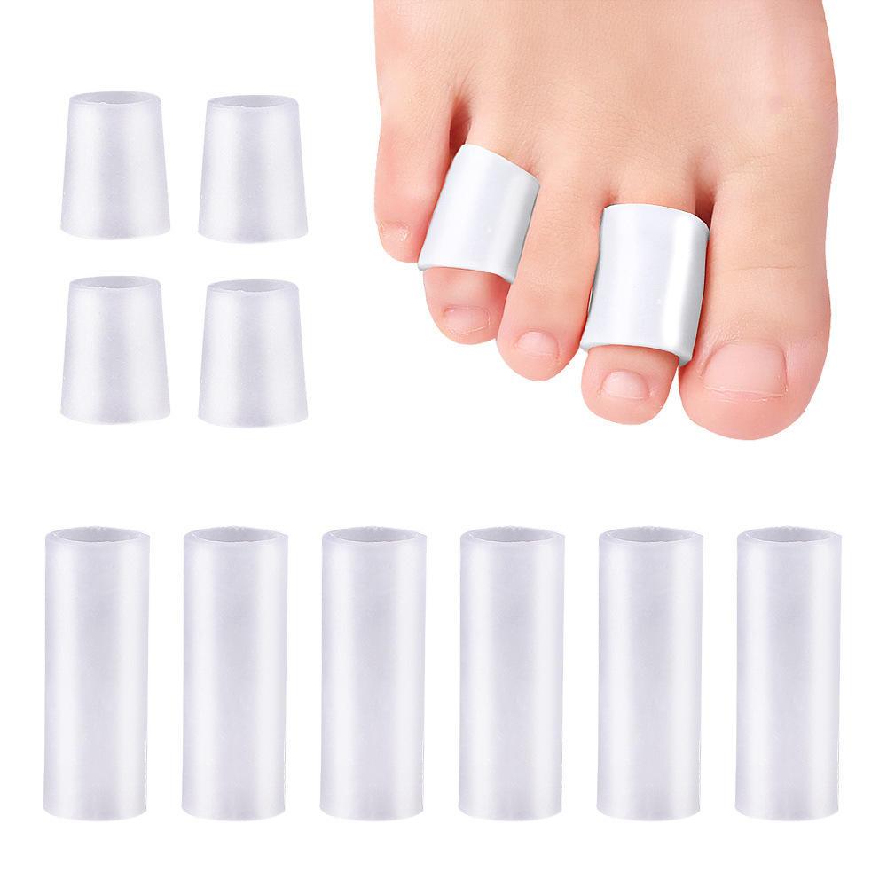 Toe caps finger sleeve tube protectors bunion prevent SEBS Material