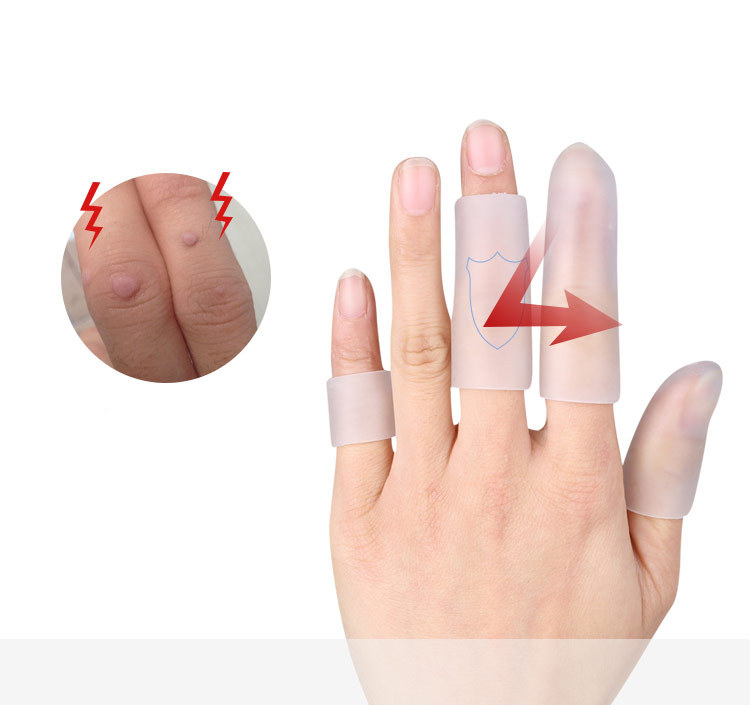 product-S-King-Toe caps finger sleeve tube protectors bunion prevent SEBS Material-img