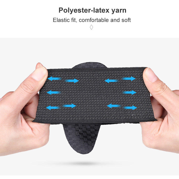 EVA sports palm and foot pads flat arch support half pads for men and women