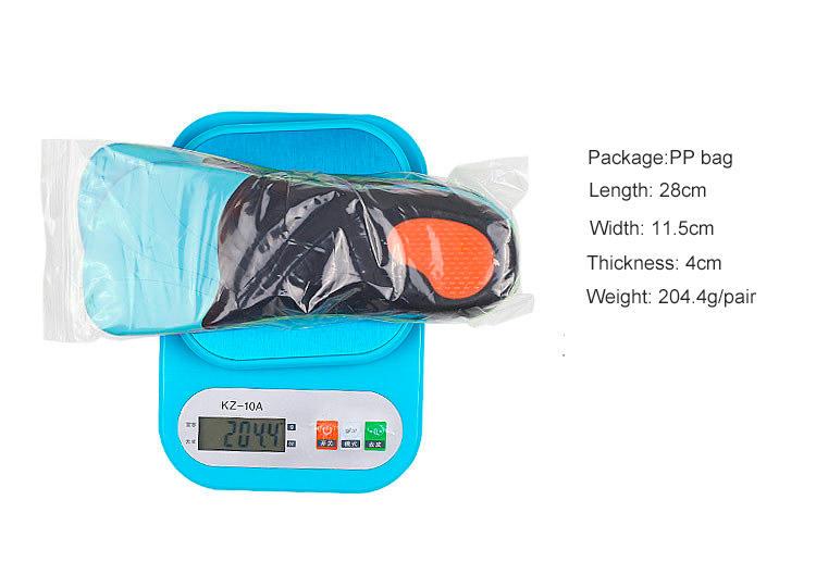 Customized Plastic Orthopedic Shoe Insoles 3/4 Length High Arch Support PU foam insert Orthotic Flat Foot