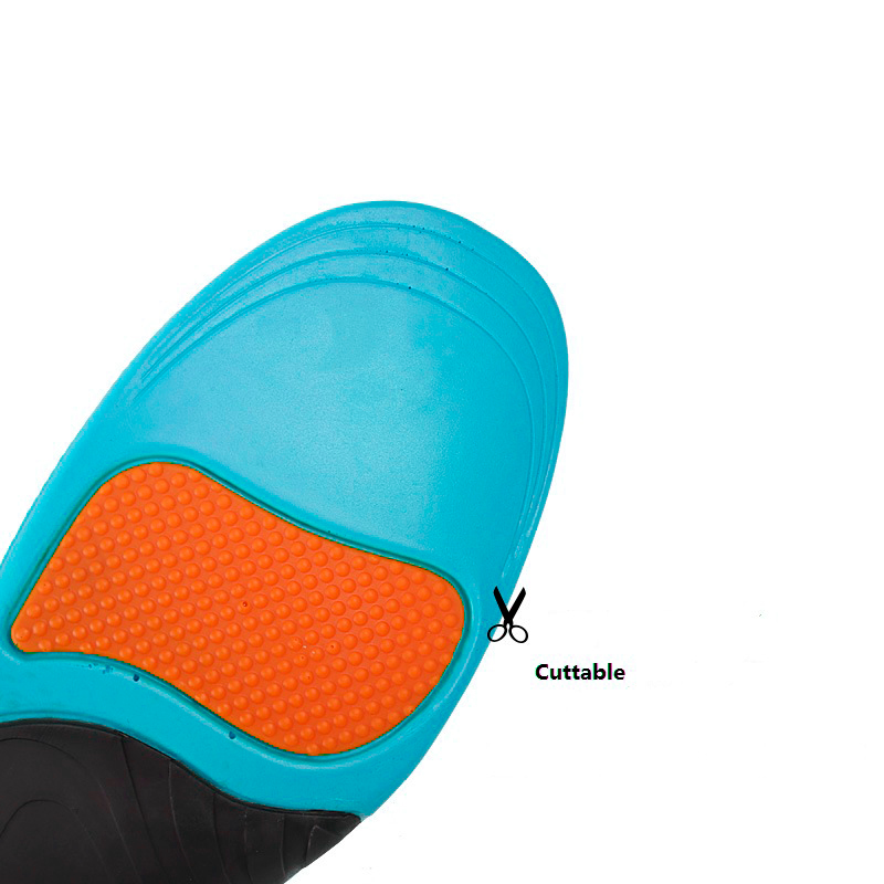 product-S-King-Custome Orthotic Insoles for Flat Feet, Arch Support Thin Shoe Inserts Against Planta