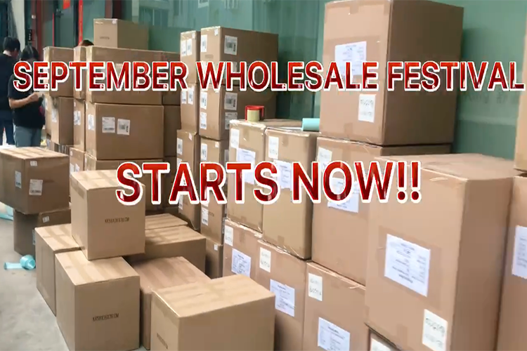 Foot Care Product & Shoe Insoles Wholesale Festival is Already Underway