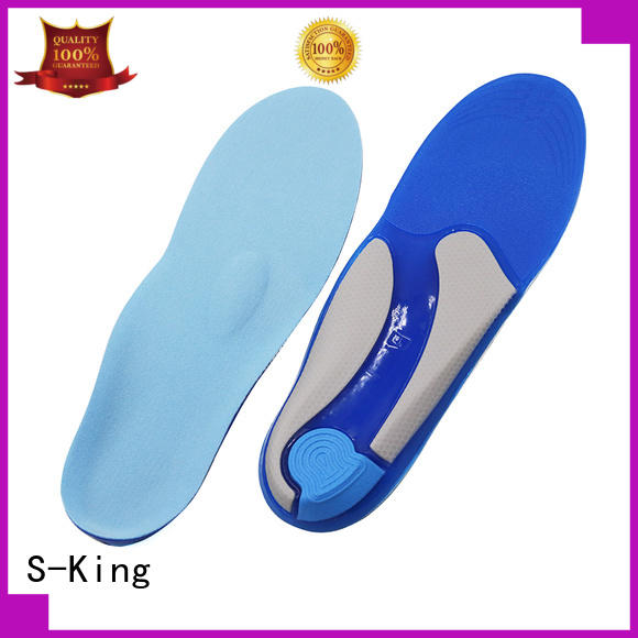 S-King High-quality soft gel insoles Suppliers for forefoot pad