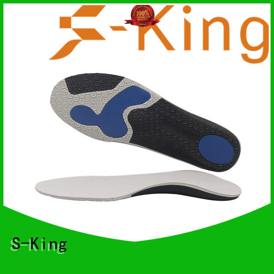 S-King New sneaker insoles Supply for boots