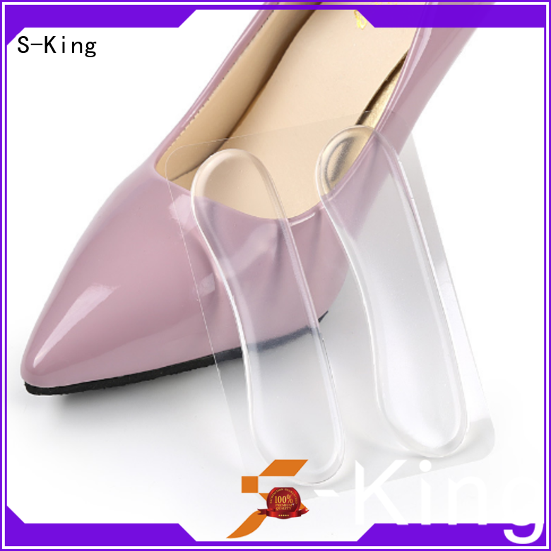 S-King Latest no slip grip for heels Supply for boots
