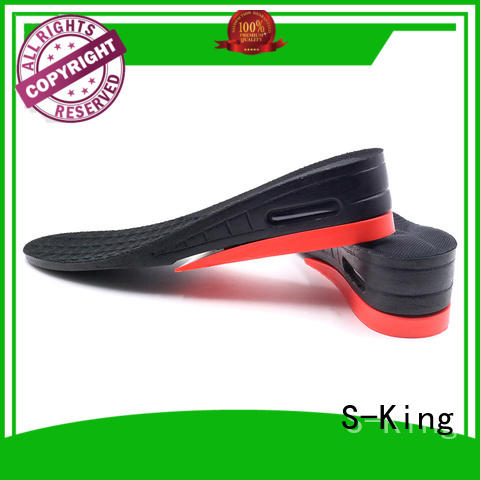 height shoe invisible shoe height insoles S-King Brand