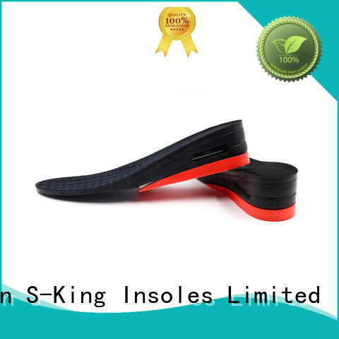 S-King Wholesale heel inserts for men's shoes