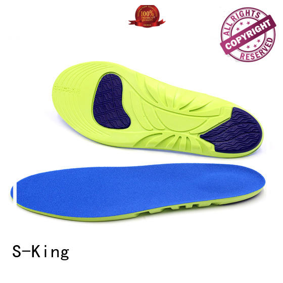 Quality S-King Brand athletic foam insoles