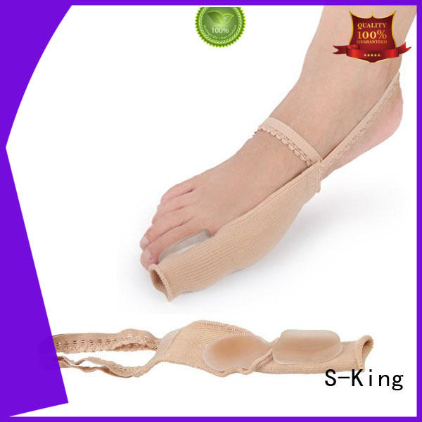corn product foot S-King Brand gel toe separators for bunions manufacture