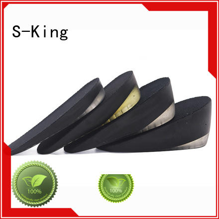 S-King Brand shoe insert shoe height insoles