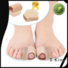 bunion soft gel toe spacers separator S-King company