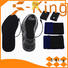 Quality S-King Brand battery heated insoles king