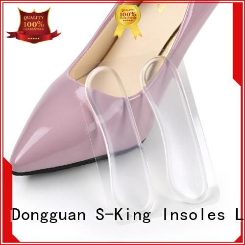 gel memory S-King Brand heel liner