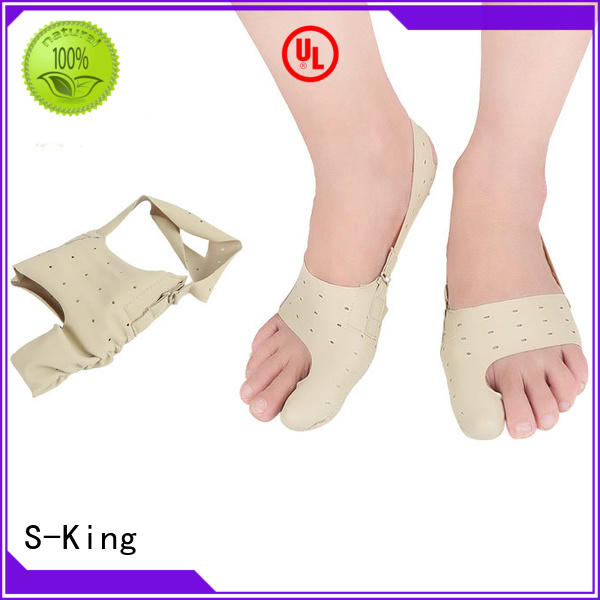 S-King Wholesale foot care moisturizing socks for walk