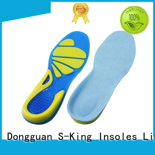 New best gel insoles company for running shoes