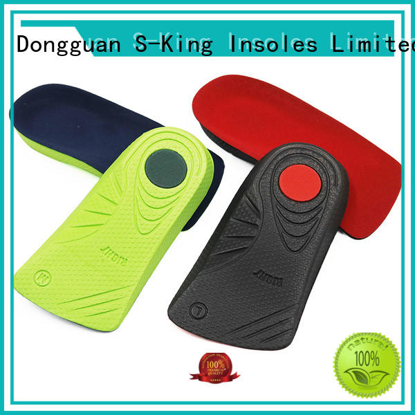 S-King Latest orthotic inserts for flat feet factory for stand
