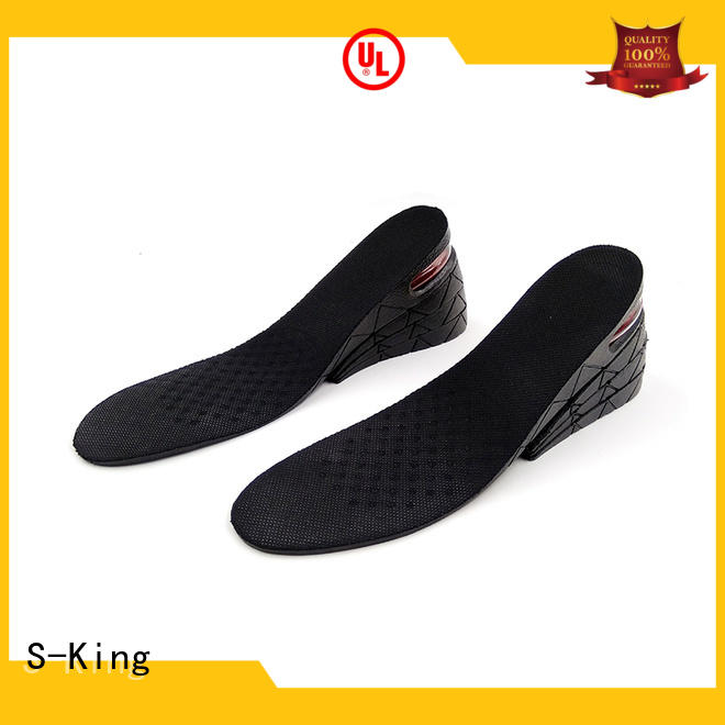 S-King heel insert for shorter leg company for footcare health