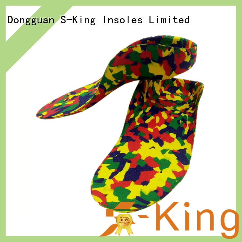 S-King High-quality shoe pads for kids manufacturers