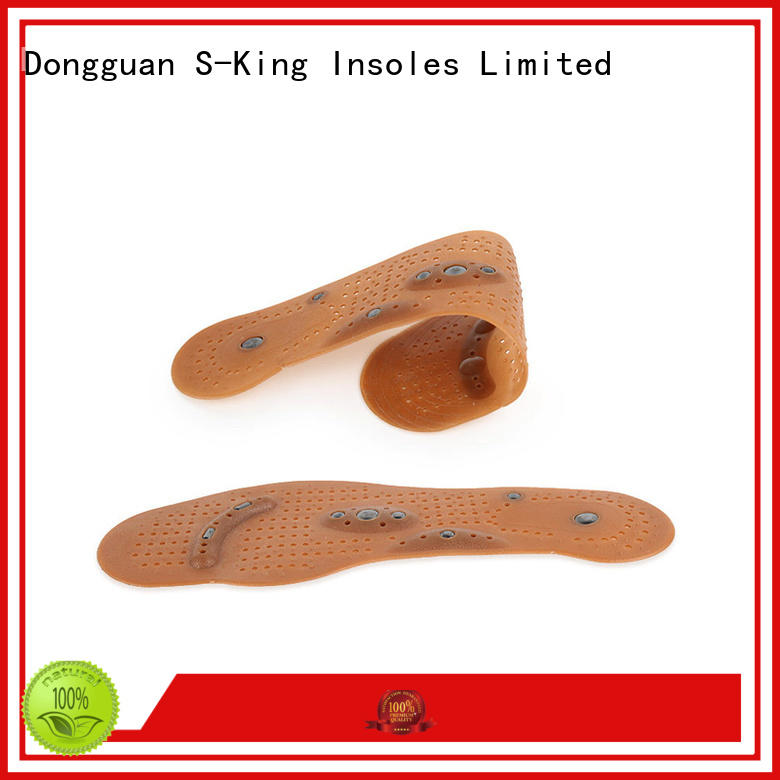 S-King Custom best magnetic insoles company for foot accessories