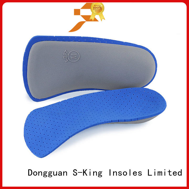 S-King orthotics and insoles company for stand