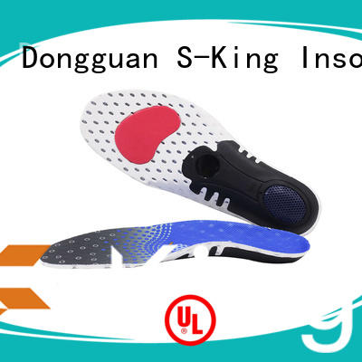 Wholesale custom made shoe inserts orthotics manufacturers for footcare health