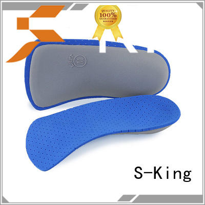 S-King Wholesale best orthotics for flat feet price for stand