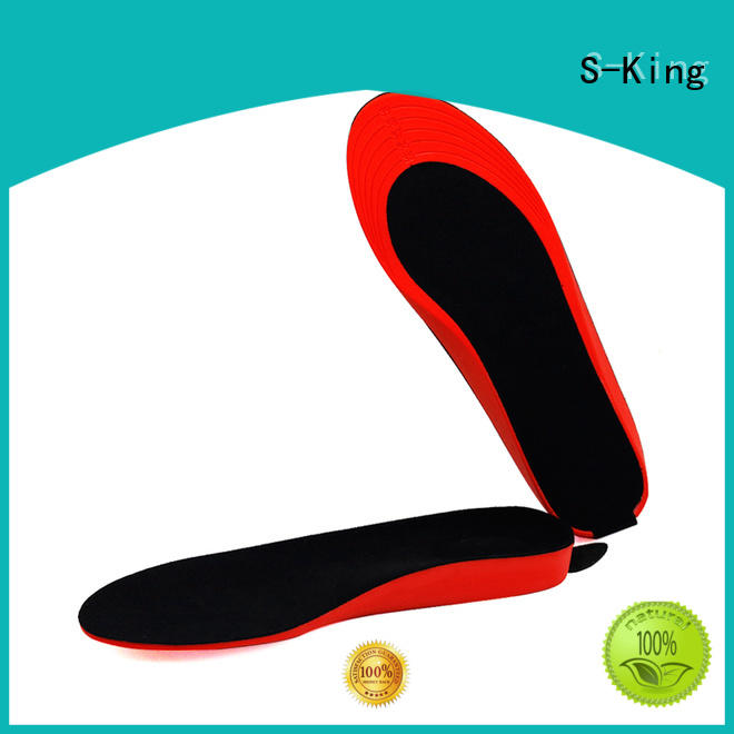 S-King smart shoe insoles manufacturers for sailing