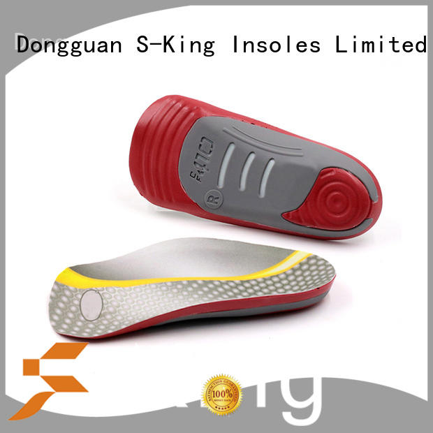 Keep warm best shoe insoles with arch support for snow