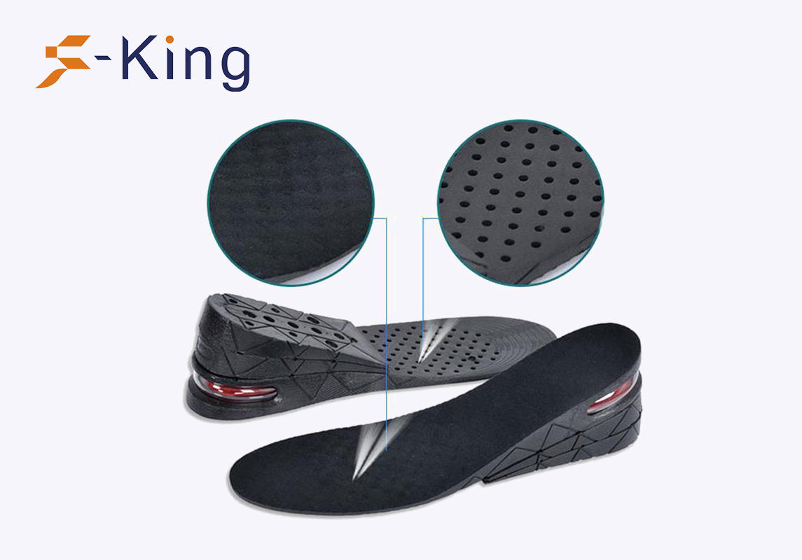 S-King-Height Boosting Insoles Manufacture | Height Boosting Insoles, Height Elevator Insole-2