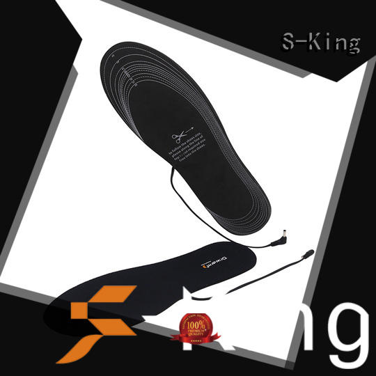 S-King winter boot insoles Supply for golfing