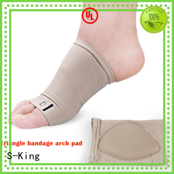 S-King New arch support socks company for bunions