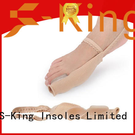 Hallux Valgus Bunion Toe Separator Sleeve, Sock Big Toe Straightener Splint Corrector