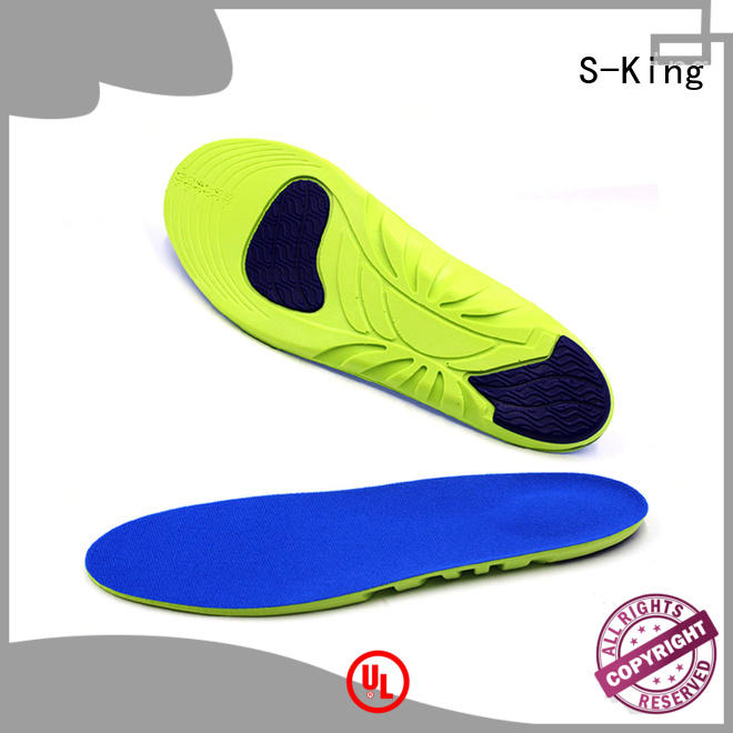 S-King OEM memory foam insoles for boots price