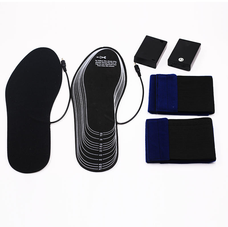 S-King-Professional Rechargeable Heated Insoles Heated Ski Insoles Manufacture-1