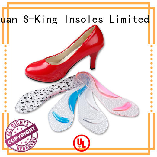 S-King OEM best insoles for women's shoes manufacturers for sailing