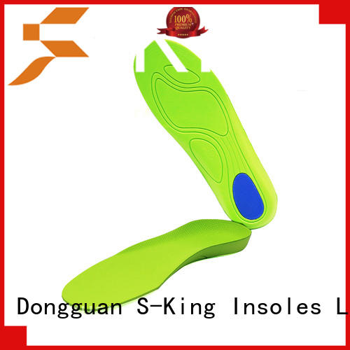 S-King custom foot orthotics factory for sports