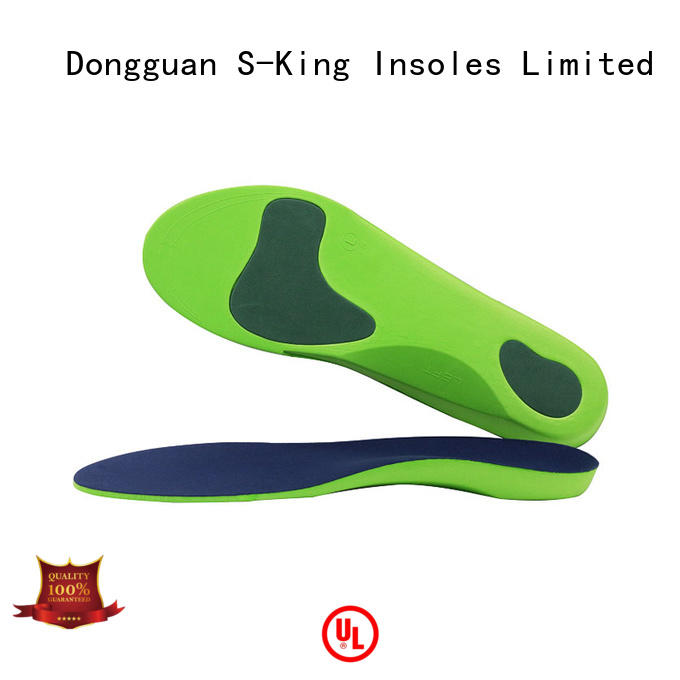 S-King High-quality orthotic insoles for flat feet company for foot accessories