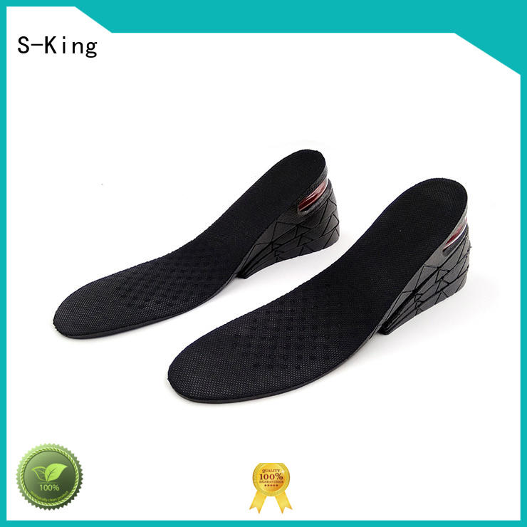 S-King Best heel inserts for height for footcare health
