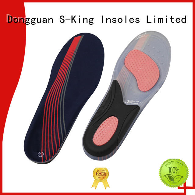 S-King gel active insoles price for running shoes
