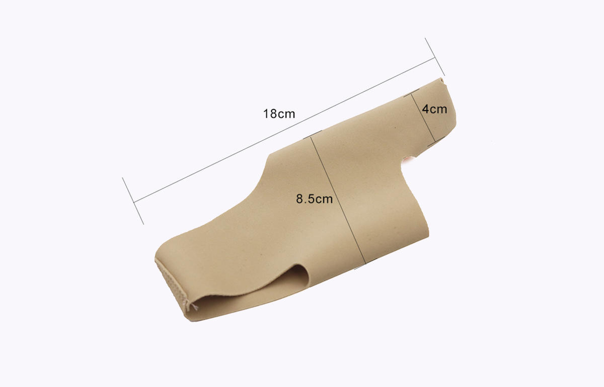 S-King-Find Breathable Lycra Fabric High Elastic Orthopedic Bunion Corrector,